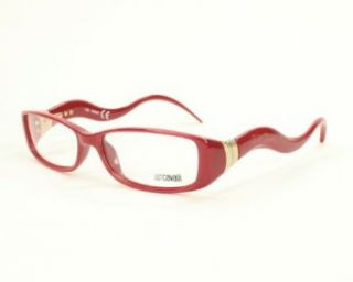 Just Cavalli Eyeglasses Red Plastic JC 113 961 Clothing