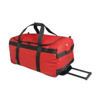 Stormtech Waterproof Rolling Duffel Bag, Red Clothing
