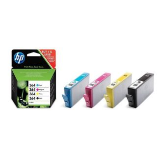 HP Combo Pack n° 364 (SD534EE)   Achat / Vente CARTOUCHE IMPRIMANTE