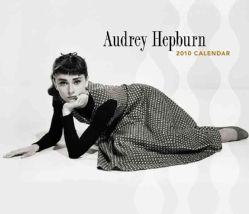 Audrey Hepburn Faces 2010 Calendar