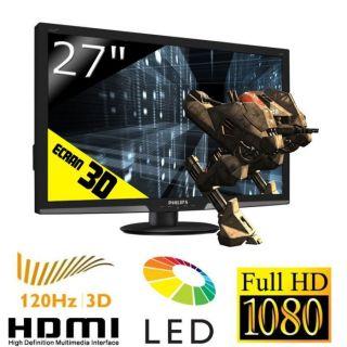 Philips 273G3DHSB 27 3D 120Hz   Achat / Vente UNITE CENTRALE Philips