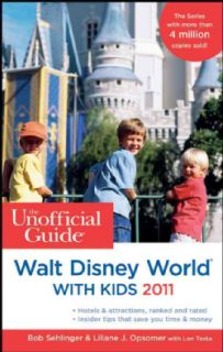 Guide to Walt Disney World With Kids 2011 (Paperback)