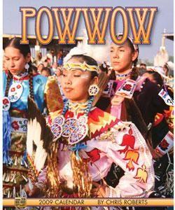 Powwow 2009 Wall Calendar