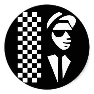 Ska Sticker