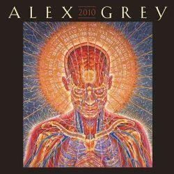 Alex Grey 2010 Calendar
