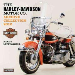 Motor Co. Archive Collection 2012 Calendar (Calendar)