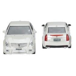 Cadillac CTS V White Diamond 2010 Diecast Scale Model Car