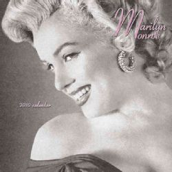 Marilyn Monroe 2010 Calendar