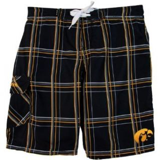 University of Iowa Hawkeyes Youth Boys Swim Short   Dude