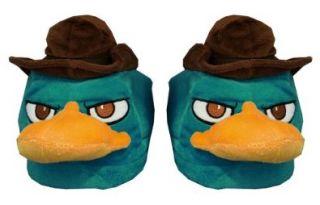 Disney Cartoon Plush Mens Slippers Select Shoe Size: 8/9: Shoes