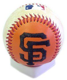 San Francisco Giants Embroidered Baseball Sports