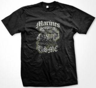 Marines Semper Fi USMC T shirt, United States Marines