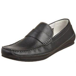Steve Madden Mens Flagon Loafer,Black,7 M STEVE MADDEN Shoes