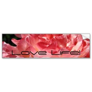 stickers rose flower car stickers summer flowers window stickers