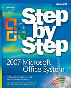 Step by Step 2007 Microsoft Office System (Mixed media product