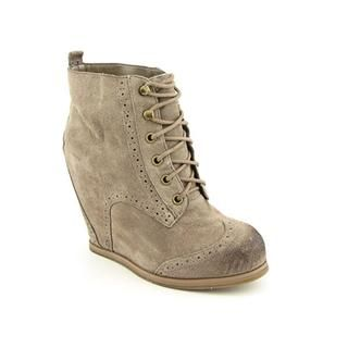 Dolce Vita Womens Payton Regular Suede Boots (Size 9.5)