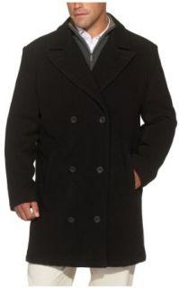 Aberdeen Sportswear Mens Wool Cashmere Double Breasted