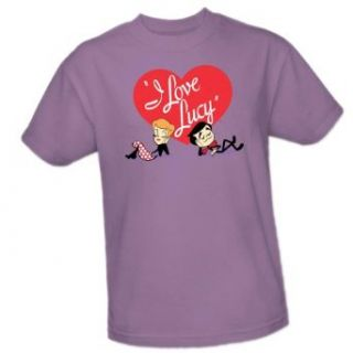 Content    I Love Lucy Youth T Shirt, Youth X Large