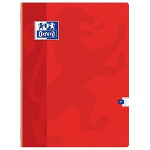 OXFORD Cahier 96 Pages 17x22cm ROUGE   Achat / Vente CAHIER OXFORD