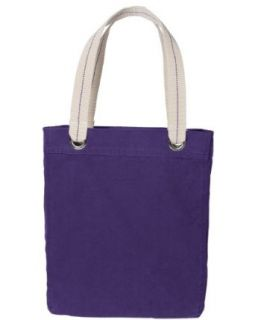 Port Authority Allie Tote, purple, One Size Clothing