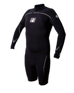Body Glove Vapor Springsuit Wetsuit, Black, Small Sports