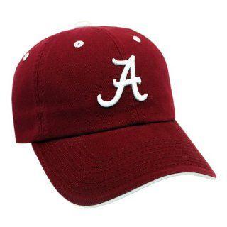 Alabama Crimson Tide Adult Adjustable Hat, Maroon Sports