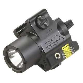 Streamlight TLR 4 Compact Rail Mounted Tactical Light with Laser Sight
