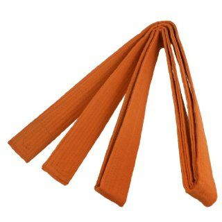 Como Orange 2.74M Long Flexible Karate TaeKwonDo Judo Belt