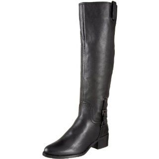 Kelsi Dagger Womens Scarlet Riding Boot,Black,4 M US Shoes