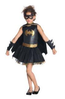 Justice League Childs Batgirl Tutu Dress Clothing