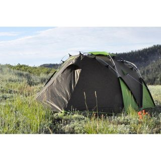 The Backside T 10 Grey 3 person Camping Tent