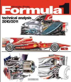 Formula 1 2010/2011 Technical Analysis (Paperback)