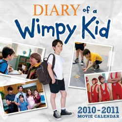 Cal 10 11 Diary of a Wimpy Kid (Paperback)