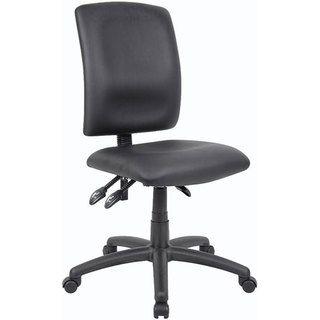 Boss LeatherPlus Multi function Task Chair