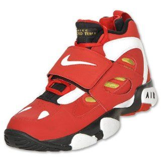 DT 49ers Red/Gold/White Deion Sander Trainers Men Shoes (15) Shoes