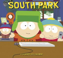 South Park 2012 Calendar (Calendar)