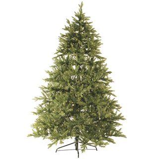 Pre Lit Frazier Fir Christmas Tree (7.5)