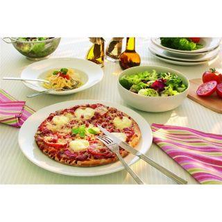 LE MENU 6 assiettes à Pizza 32 cm   Achat / Vente ASSIETTE