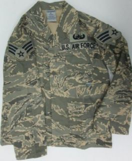 Kids ABU Air Force Jacket with Authentic Patches (Small (4