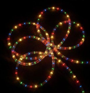 27 Multi Color Indoor/Outdoor Christmas Rope Lights