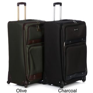 Bill Blass Classics 31 inch Expandable Suitcase