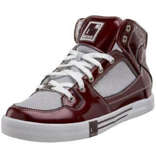 Impulse by Steeple Gate Mens P12117 High Top Sneaker Shoes