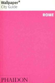 Wallpaper City Guide Rome 2013 (Paperback) Today $9.58
