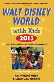 Fodors 2013 Walt Disney World With Kids (Paperback)