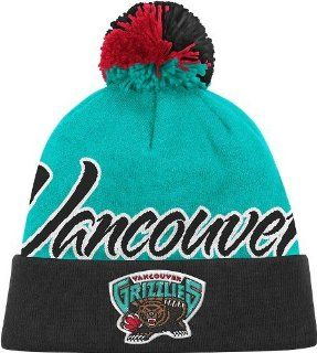 Vancouver Grizzlies Mitchell & Ness NBA National City