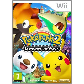 POKÉPARK 2 WONDERS BEYOND / Jeu console Wii   Achat / Vente WII