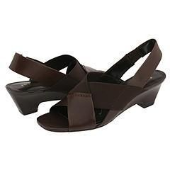 Franco Sarto Raleigh Brown Gaucho Sandals