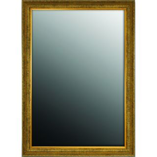 Waterfall Gold Over Antiqued Silver Mirror (29 x 41) Today $149.99