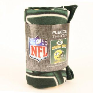 Green Bay Packers fleece blanket (50 x 60 inches): Sports