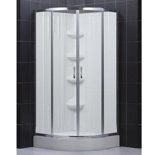 DreamLine 32x32 inch Complete Shower Kit